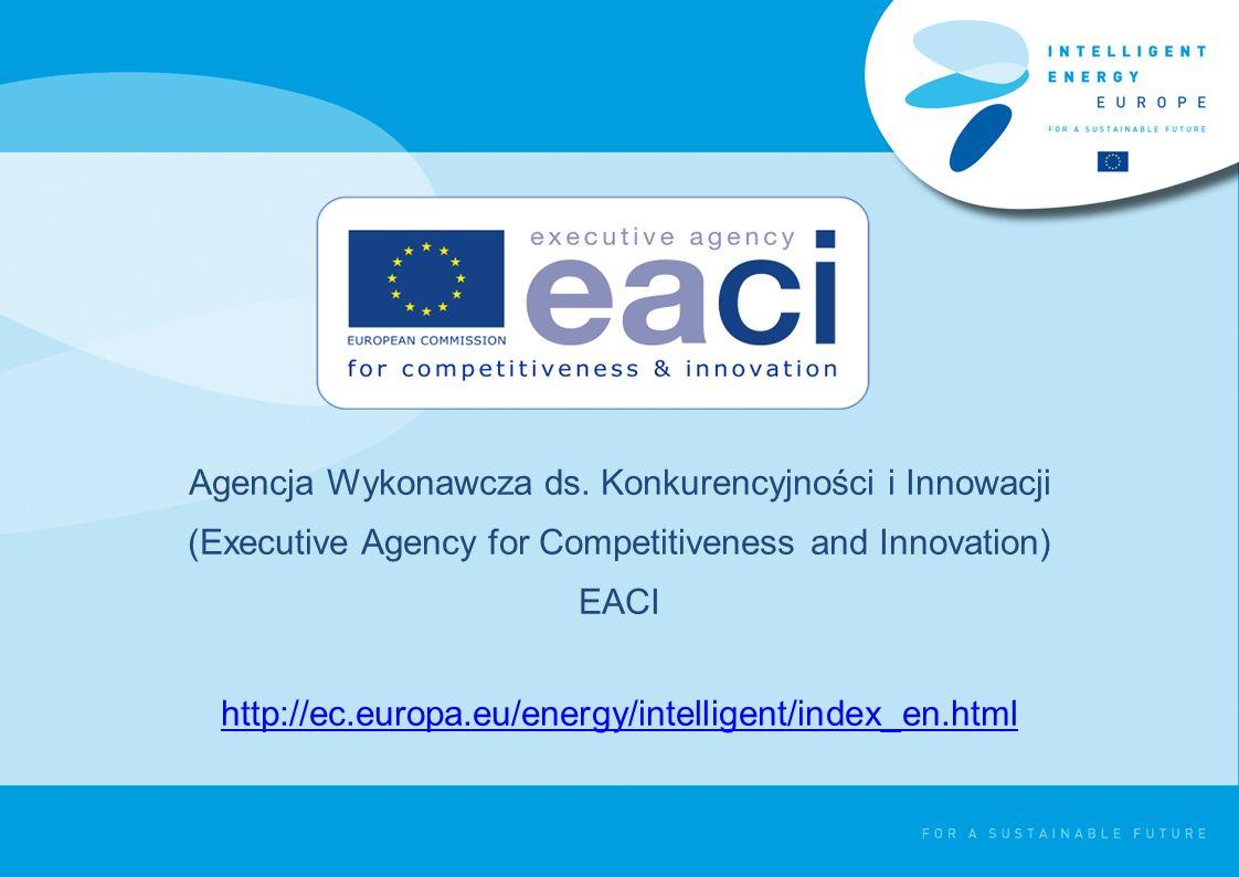 Agencja Wykonawcza ds. Konkurencyjności i Innowacji