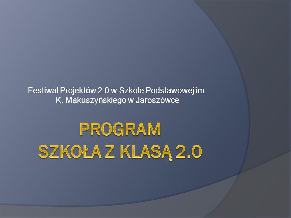 Festiwal Projektów 2. 0 w Szkole Podstawowej im. K