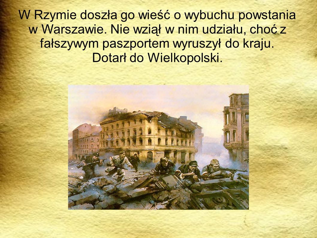 Dotarł do Wielkopolski.