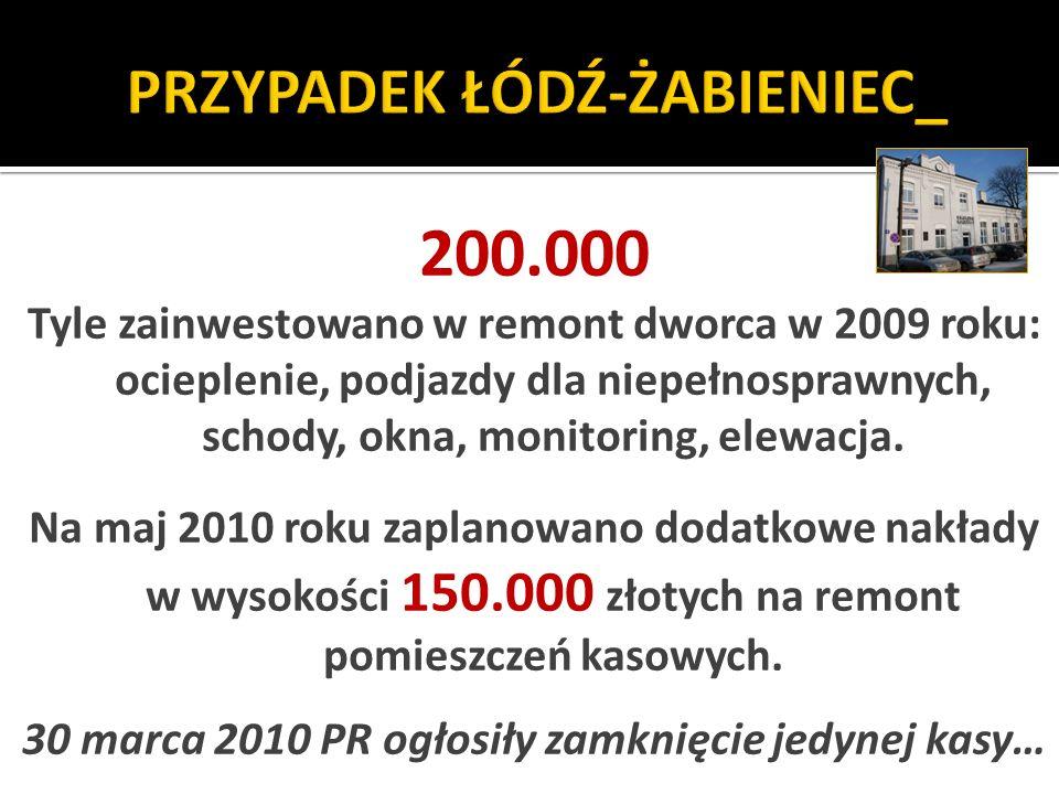 PRZYPADEK ŁÓDŹ-ŻABIENIEC_