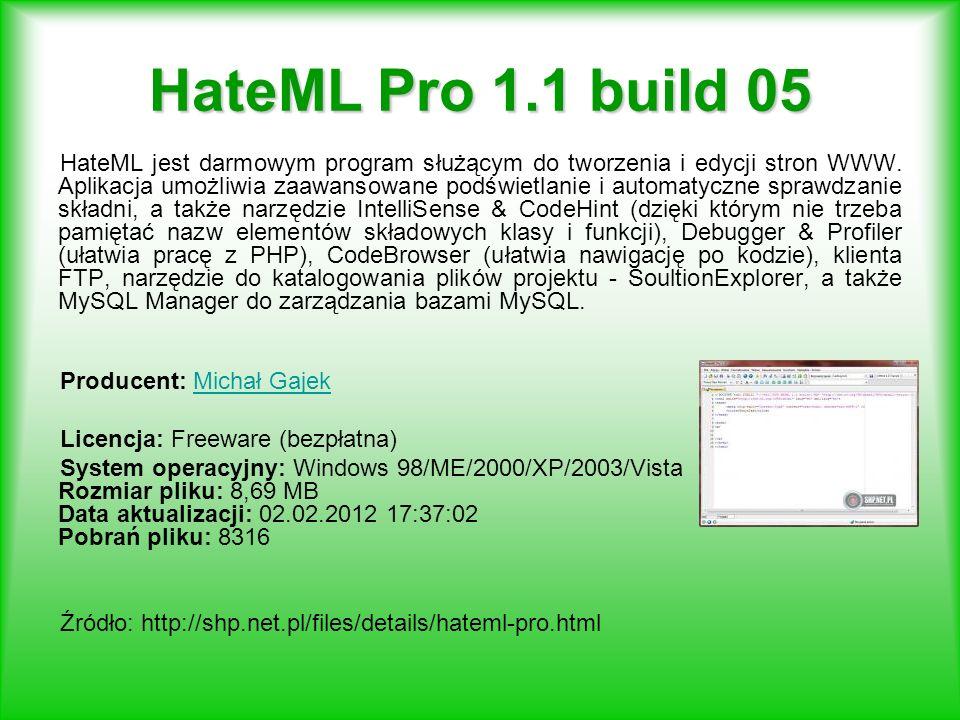 HateML Pro 1.1 build 05