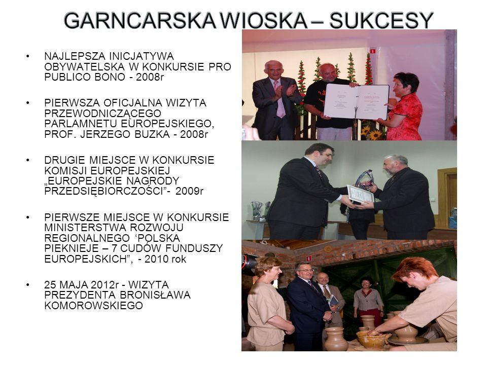 GARNCARSKA WIOSKA – SUKCESY