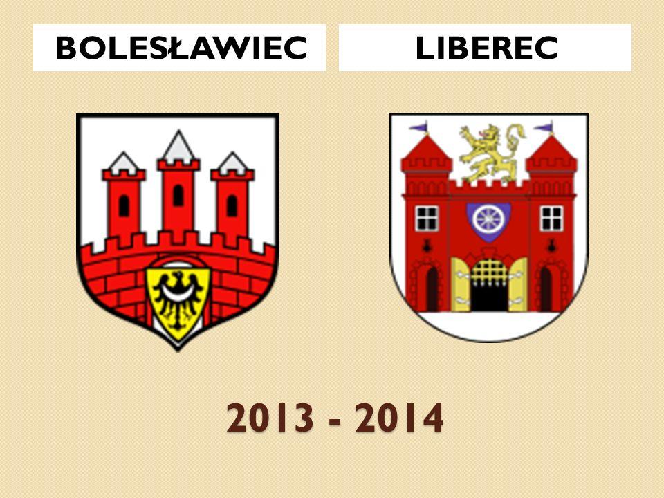 BOLESŁAWIEC LIBEREC 2013 - 2014