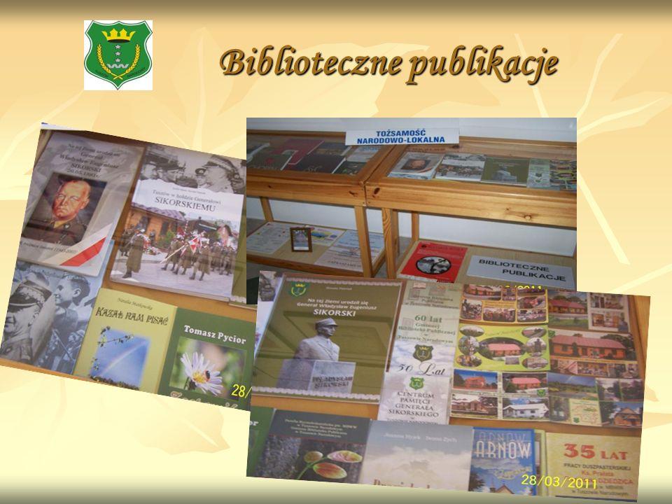 Biblioteczne publikacje
