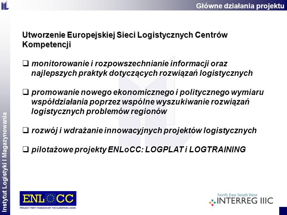 Utworzenie Europejskiej Sieci Logistycznych Centrów Kompetencji