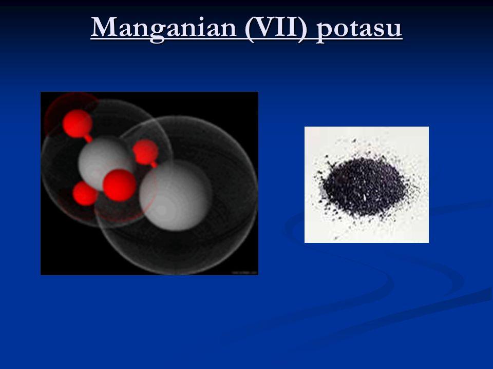 Manganian (VII) potasu