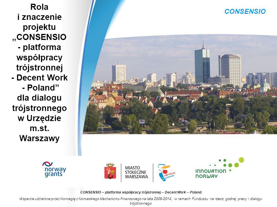 - platforma współpracy trójstronnej