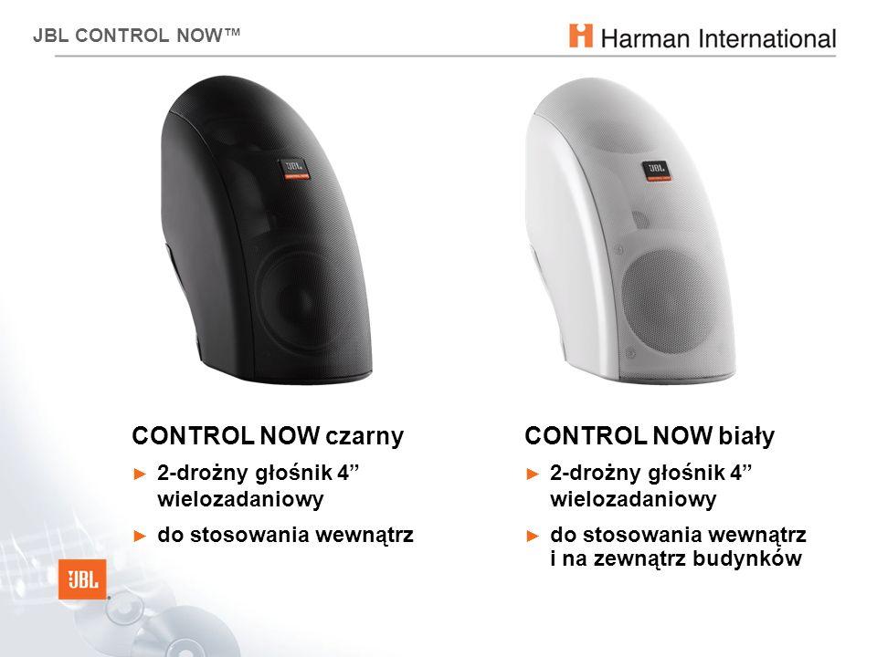 CONTROL NOW czarny CONTROL NOW biały