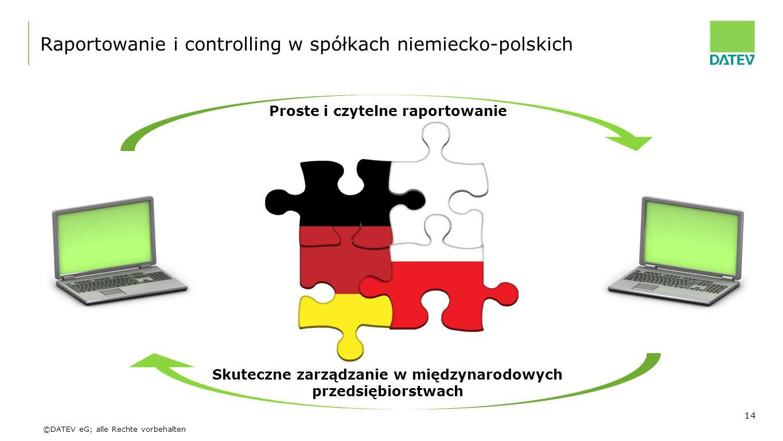 Raportowanie i controlling w spółkach niemiecko-polskich