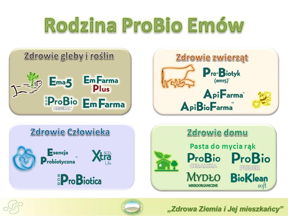 Rodzina ProBio Emów Zdrowie gleby i roślin Zdrowie zwierząt
