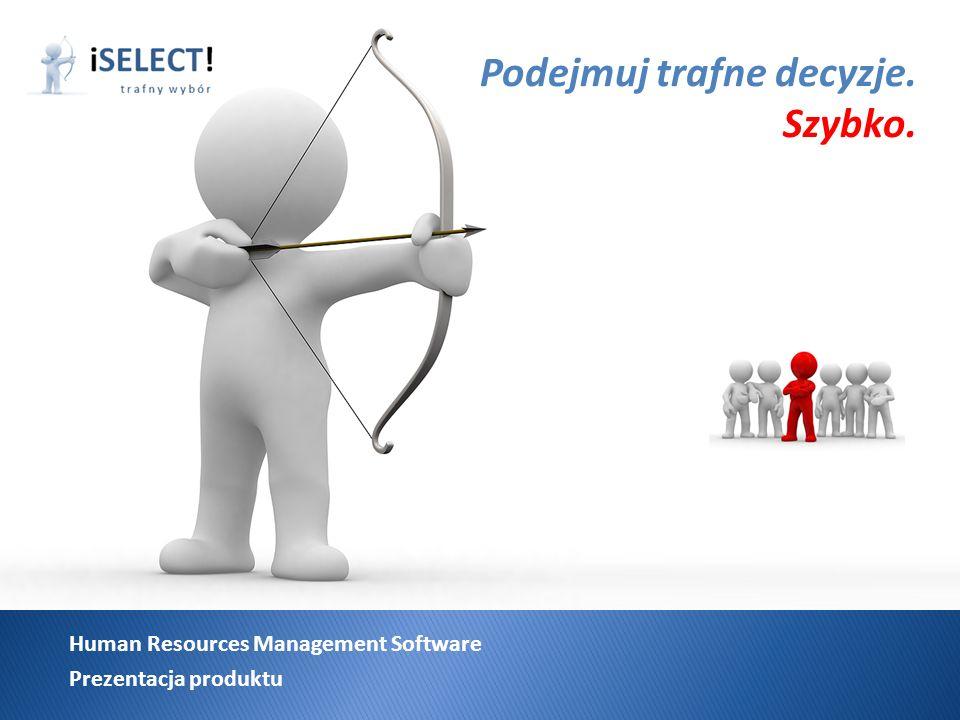 Human Resources Management Software Prezentacja produktu