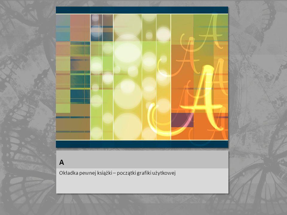 A Okładka pewnej książki – początki grafiki użytkowej