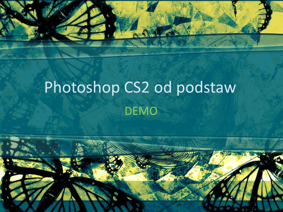 Photoshop CS2 od podstaw