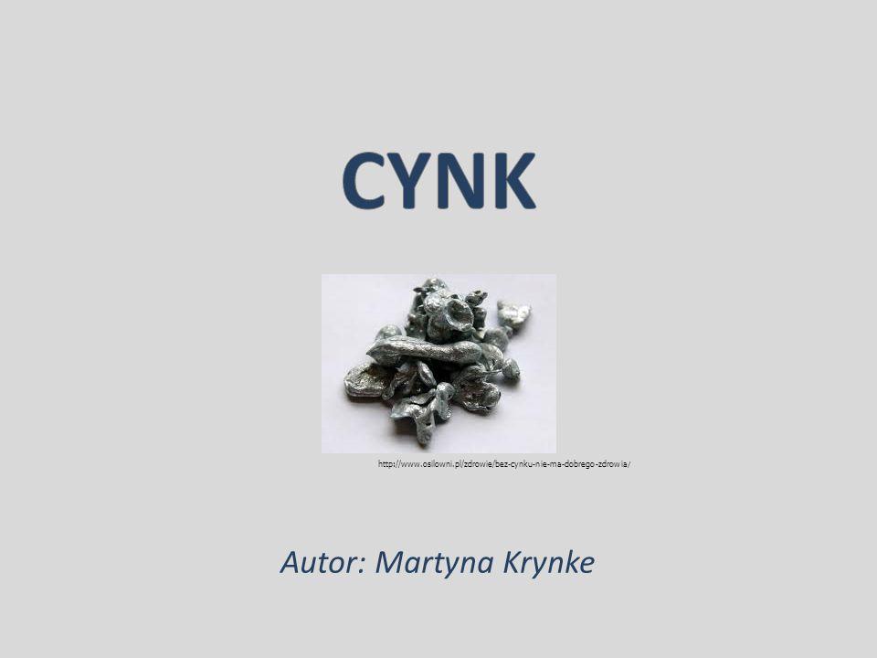 CYNK Autor: Martyna Krynke