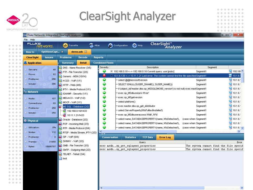 ClearSight Analyzer