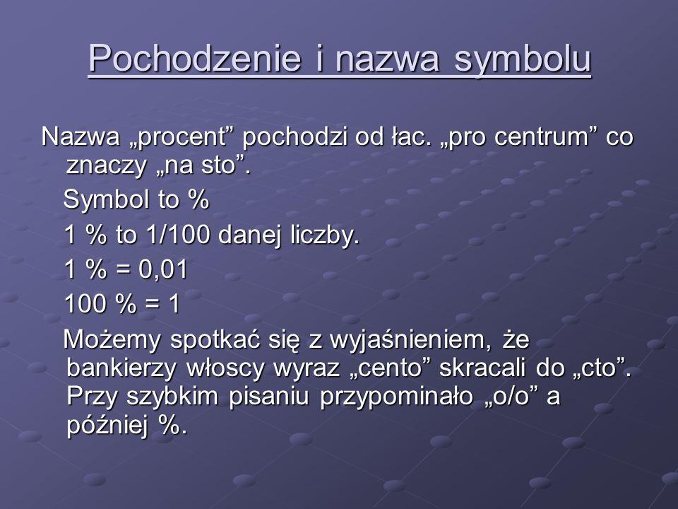 Pochodzenie i nazwa symbolu