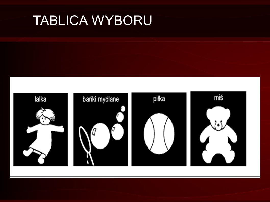 TABLICA WYBORU