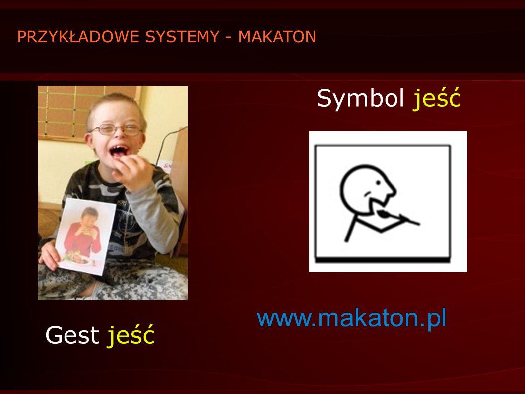 PRZYKŁADOWE SYSTEMY - MAKATON