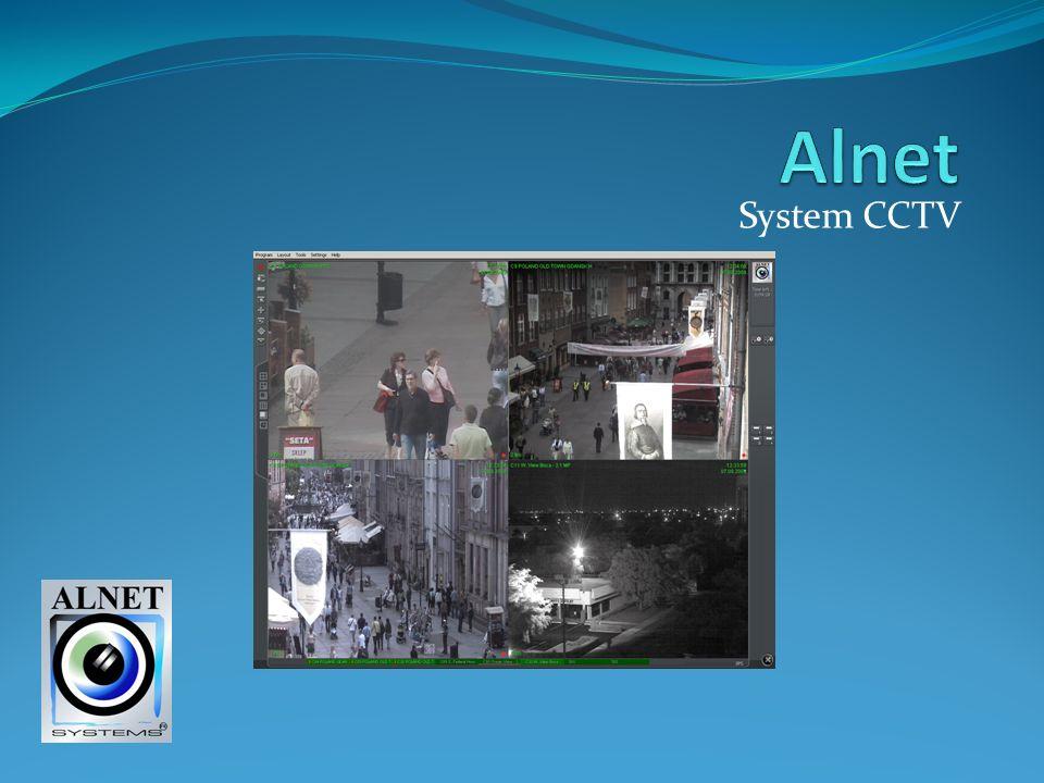 Alnet System CCTV