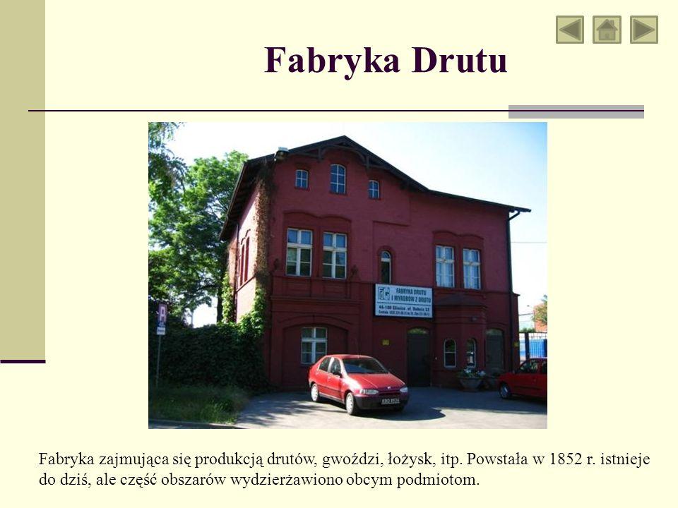 Fabryka Drutu