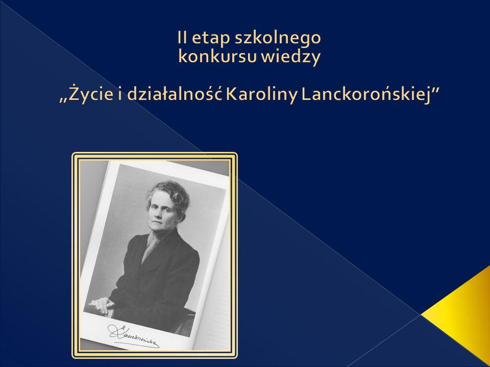 Karolina Lanckorońska