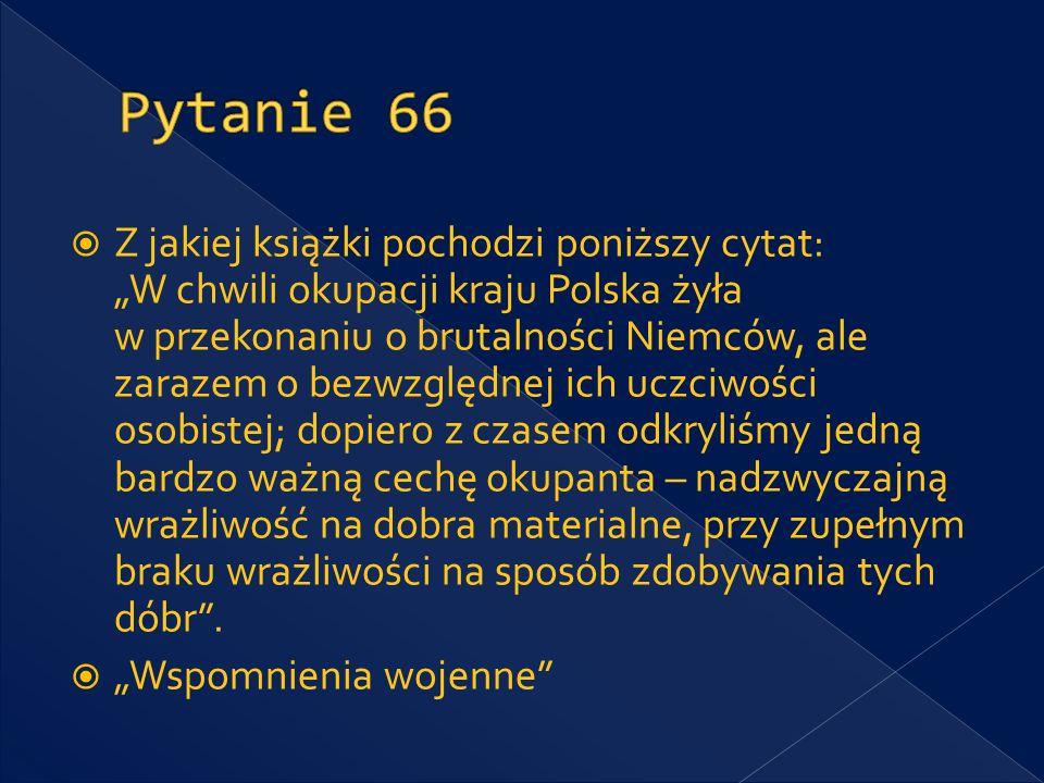 Pytanie 66