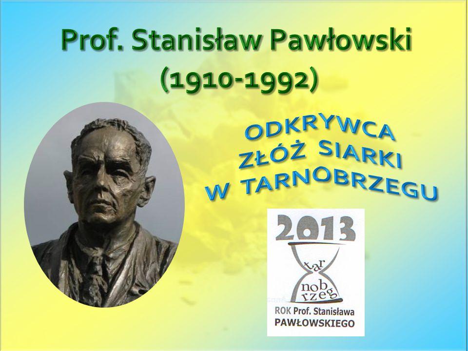Prof. Stanisław Pawłowski