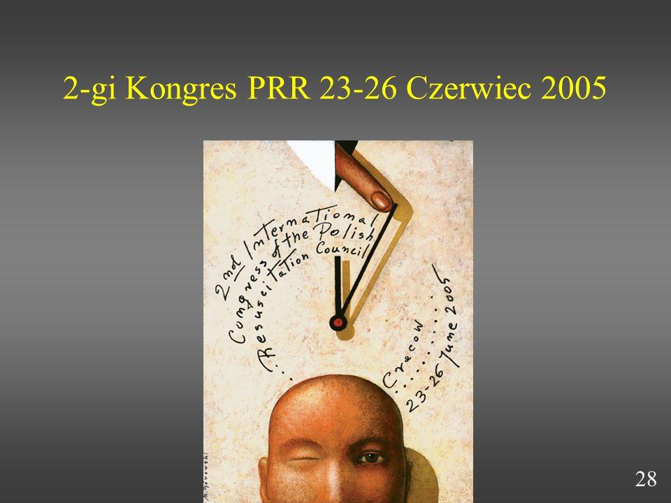 2-gi Kongres PRR 23-26 Czerwiec 2005