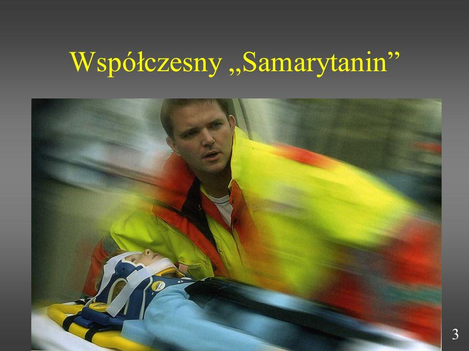 """Współczesny """"Samarytanin"""