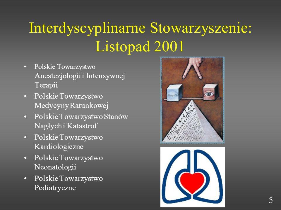 Interdyscyplinarne Stowarzyszenie: Listopad 2001