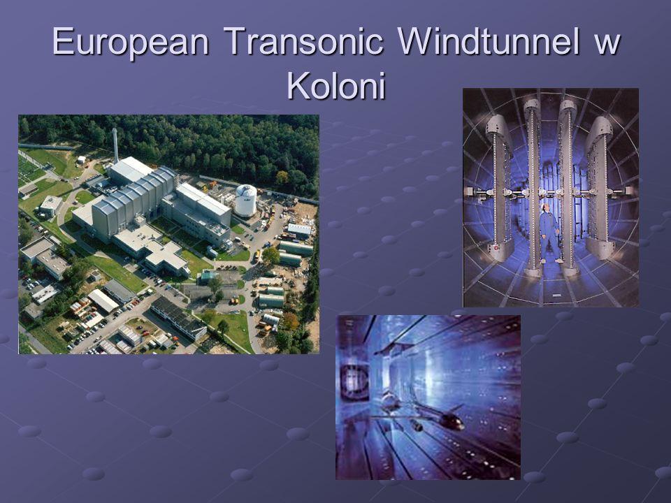 European Transonic Windtunnel w Koloni