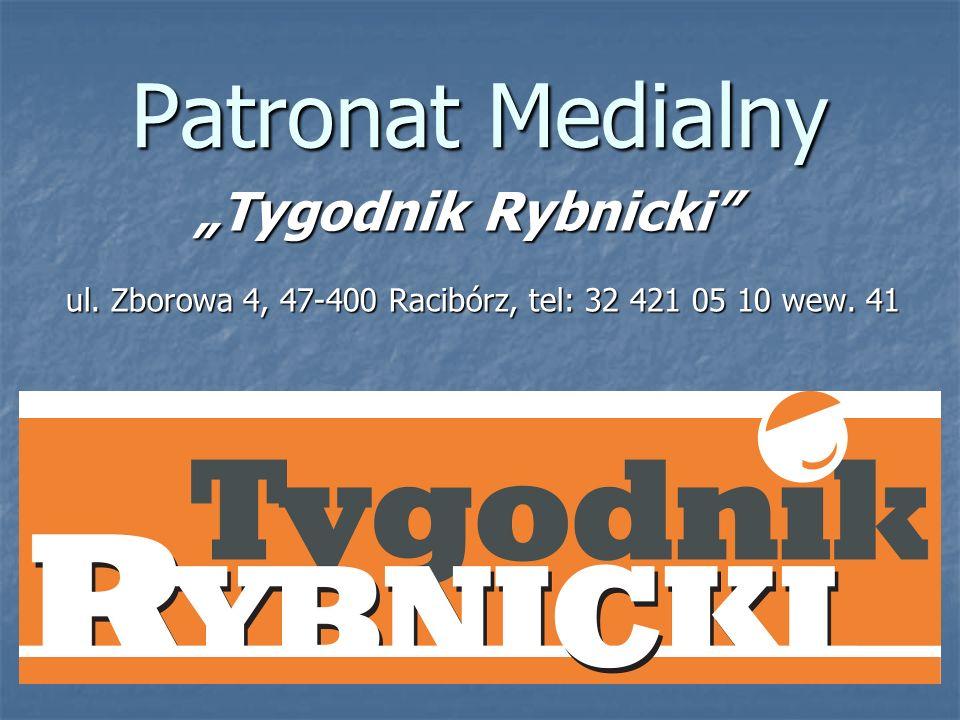 ul. Zborowa 4, 47-400 Racibórz, tel: 32 421 05 10 wew. 41