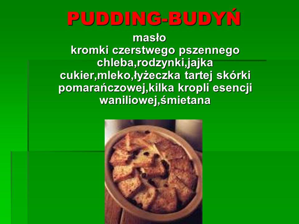PUDDING-BUDYŃ