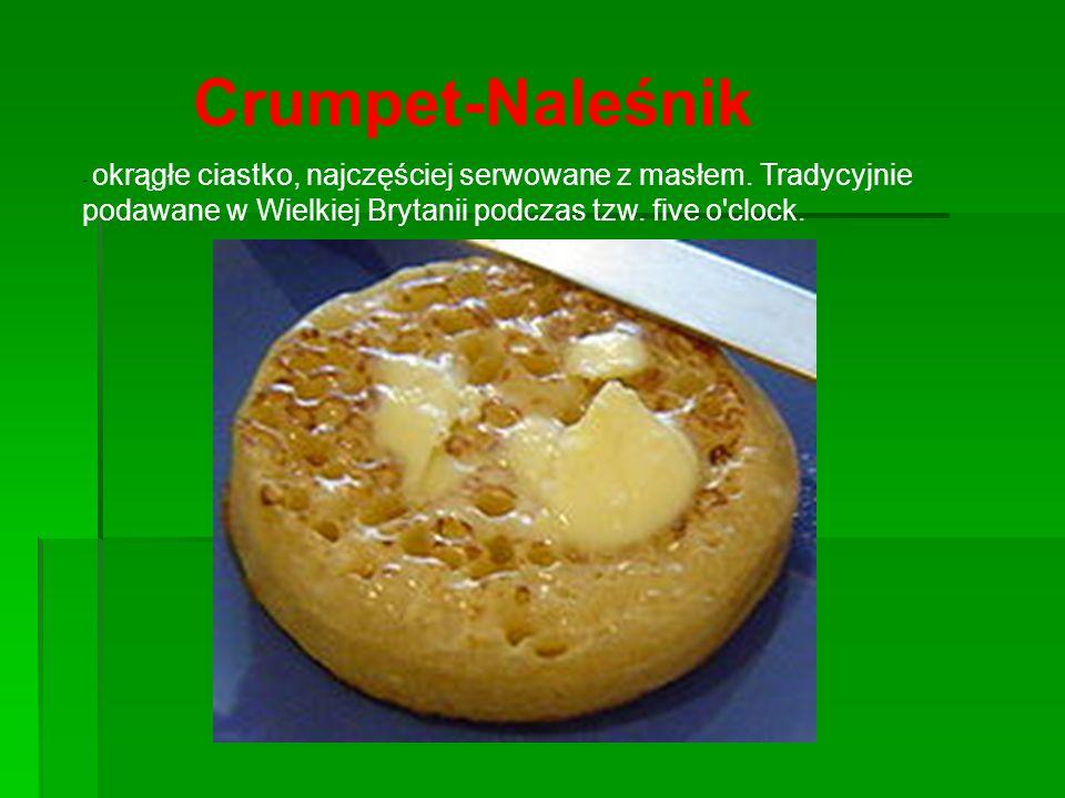Crumpet-Naleśnik