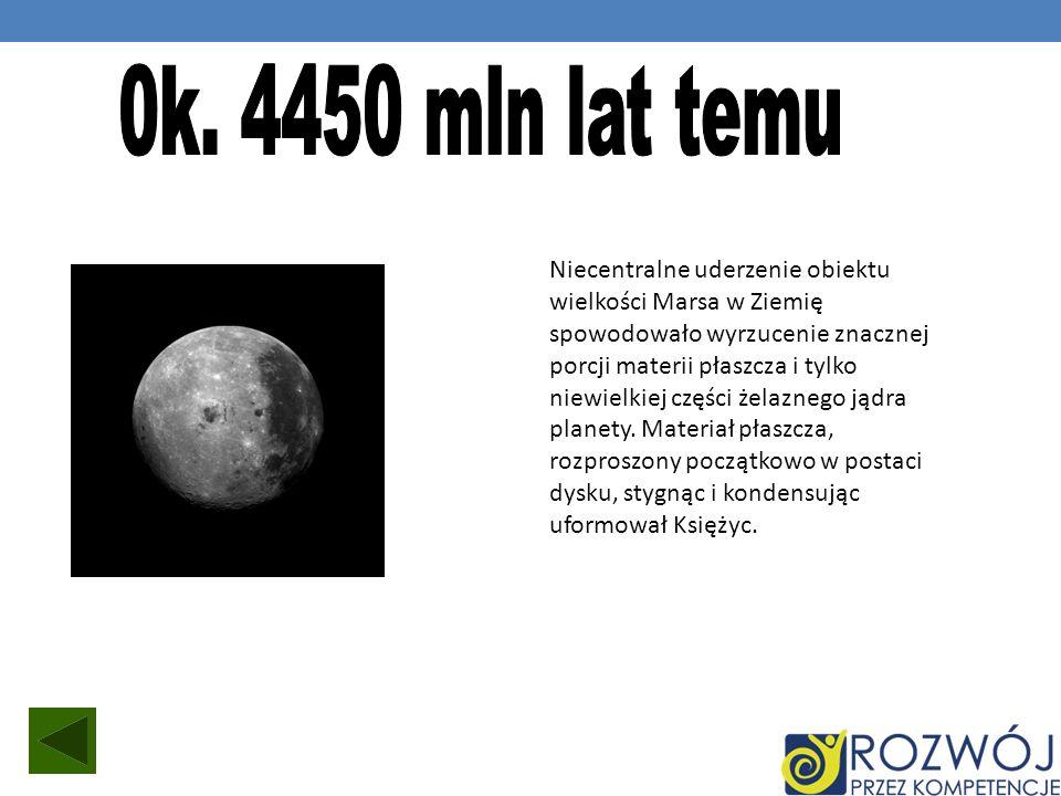 0k. 4450 mln lat temu