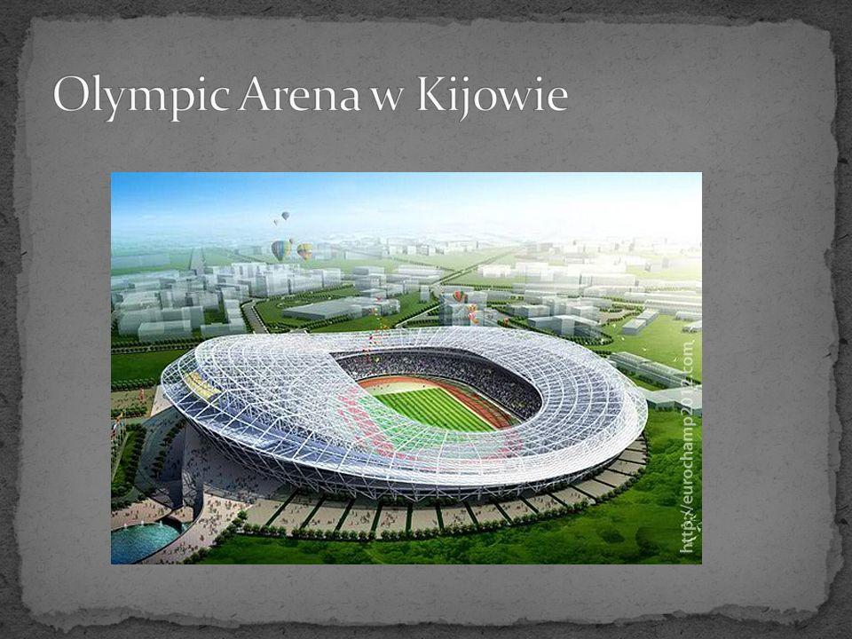 Olympic Arena w Kijowie