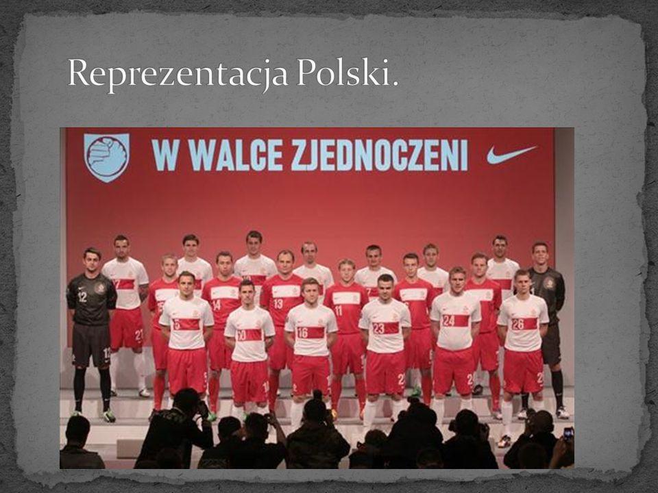 Reprezentacja Polski.