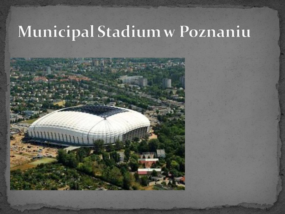 Municipal Stadium w Poznaniu
