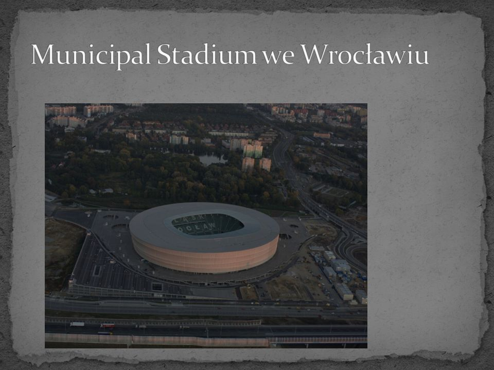 Municipal Stadium we Wrocławiu
