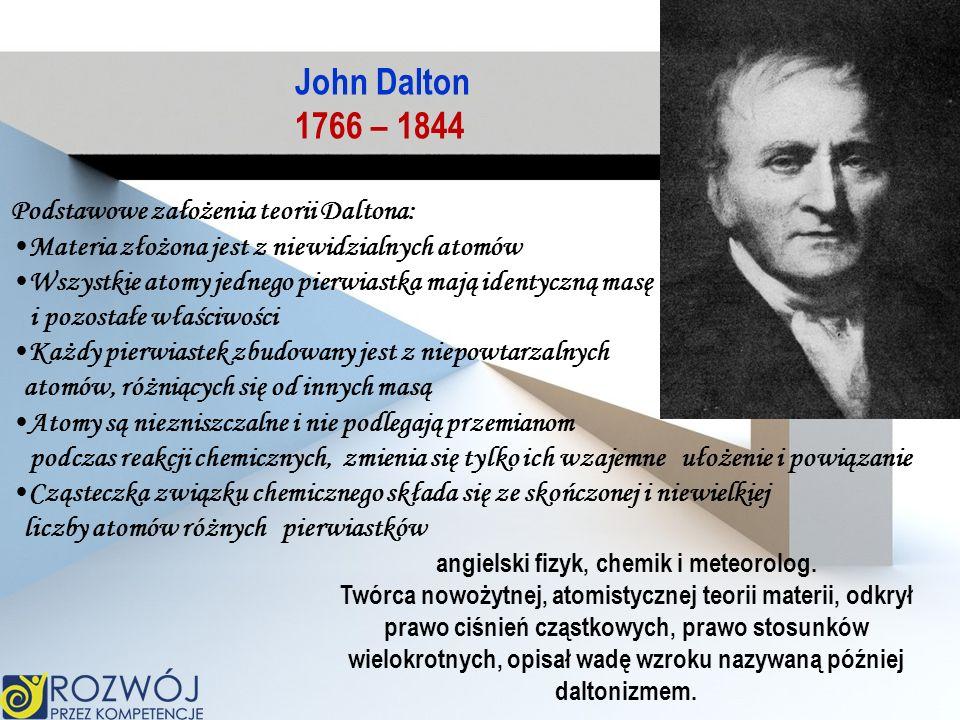 angielski fizyk, chemik i meteorolog.