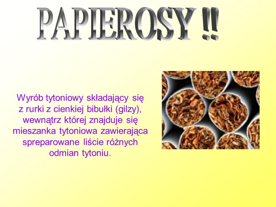 PAPIEROSY !!