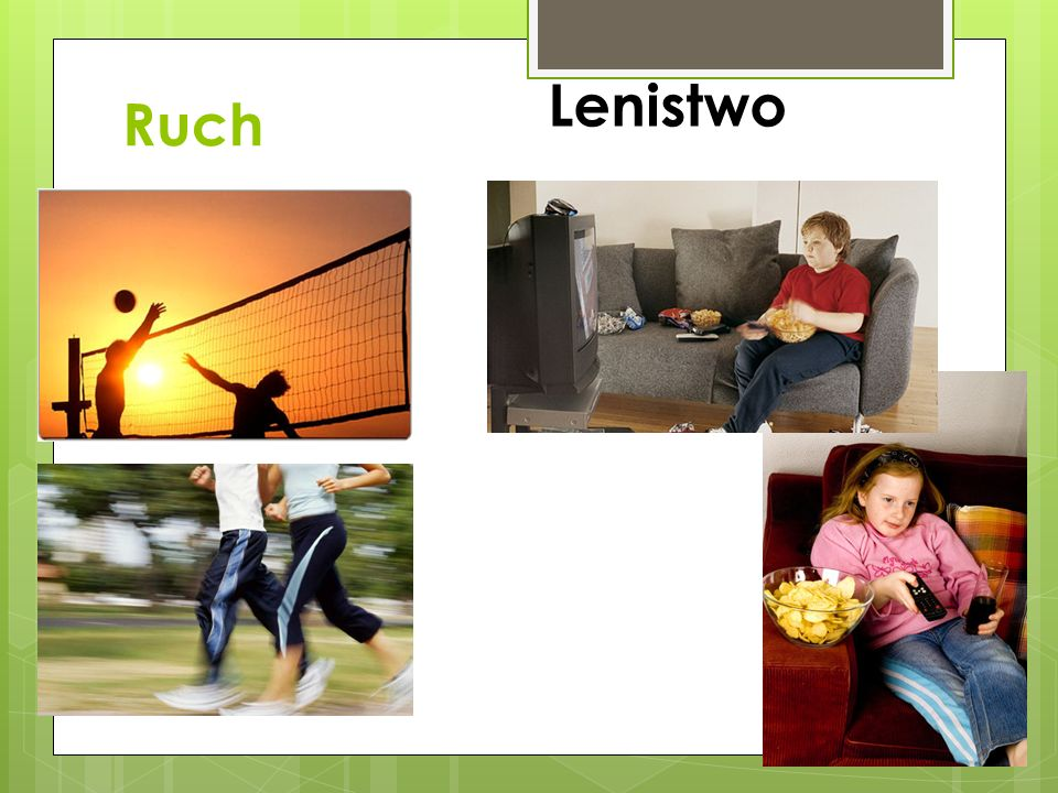 Ruch Lenistwo