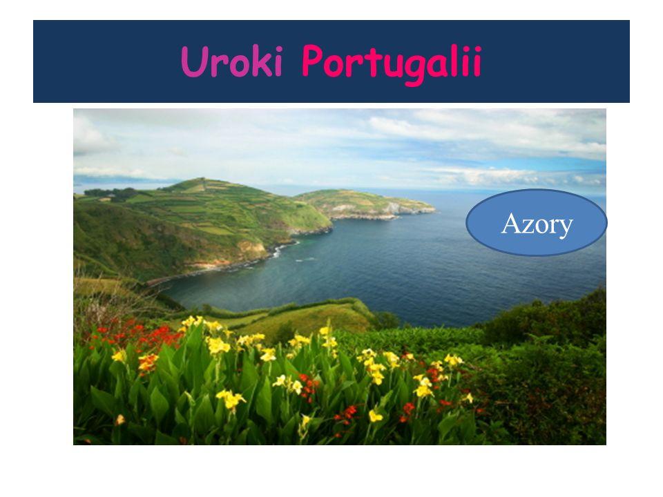 Uroki Portugalii Azory