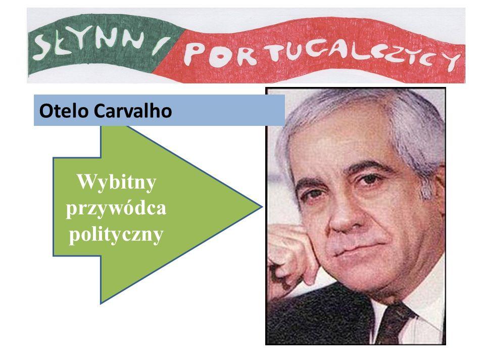Otelo Carvalho Wybitny przywódca polityczny