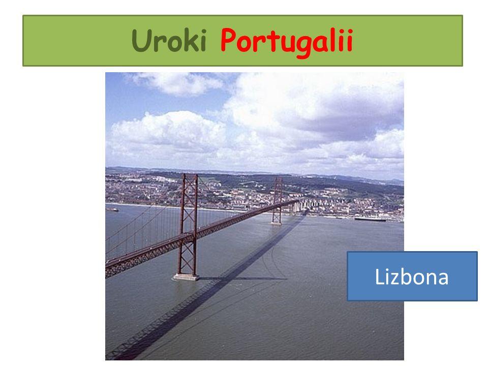 Uroki Portugalii Lizbona Lizbona