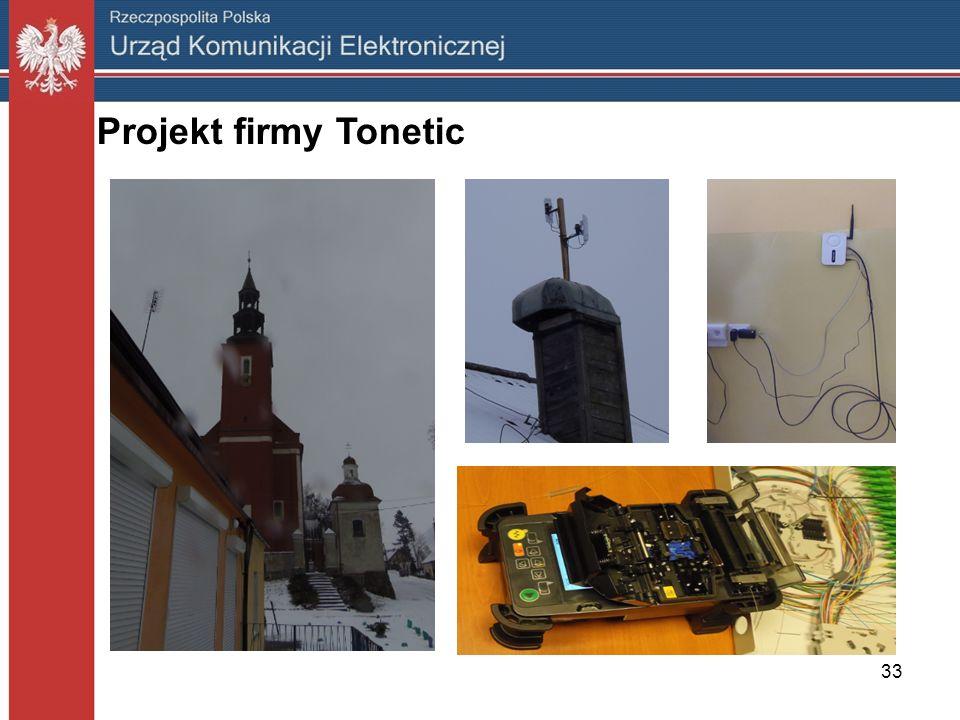 Projekt firmy Tonetic