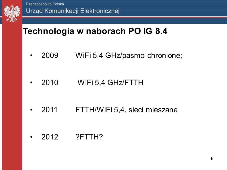 Technologia w naborach PO IG 8.4