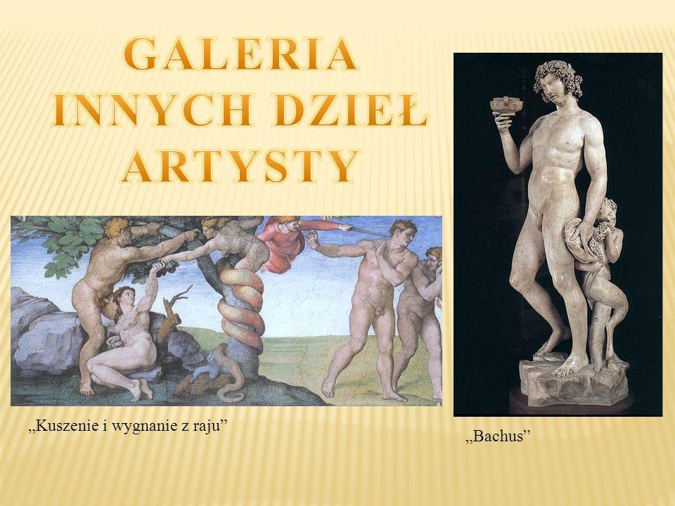 GALERIA INNYCH DZIEŁ ARTYSTY