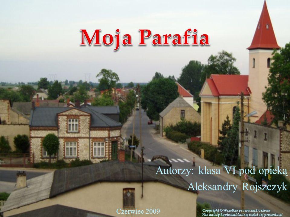 Autorzy: klasa VI pod opieką Aleksandry Rojszczyk