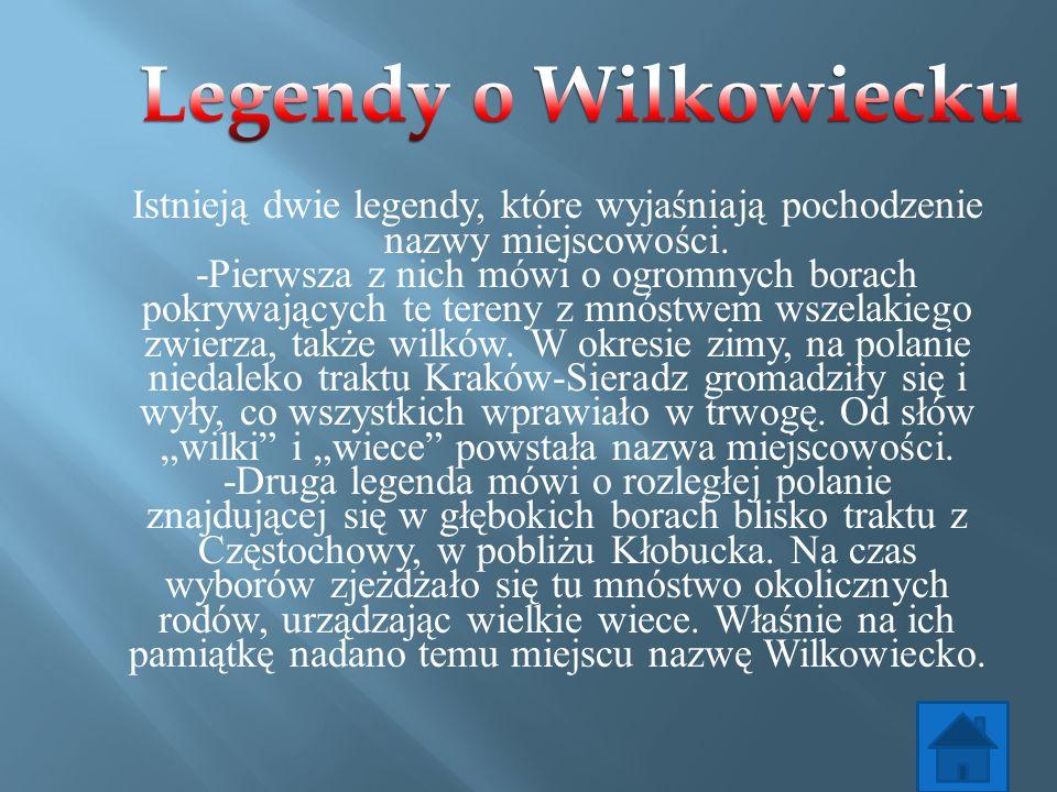 Legendy o Wilkowiecku